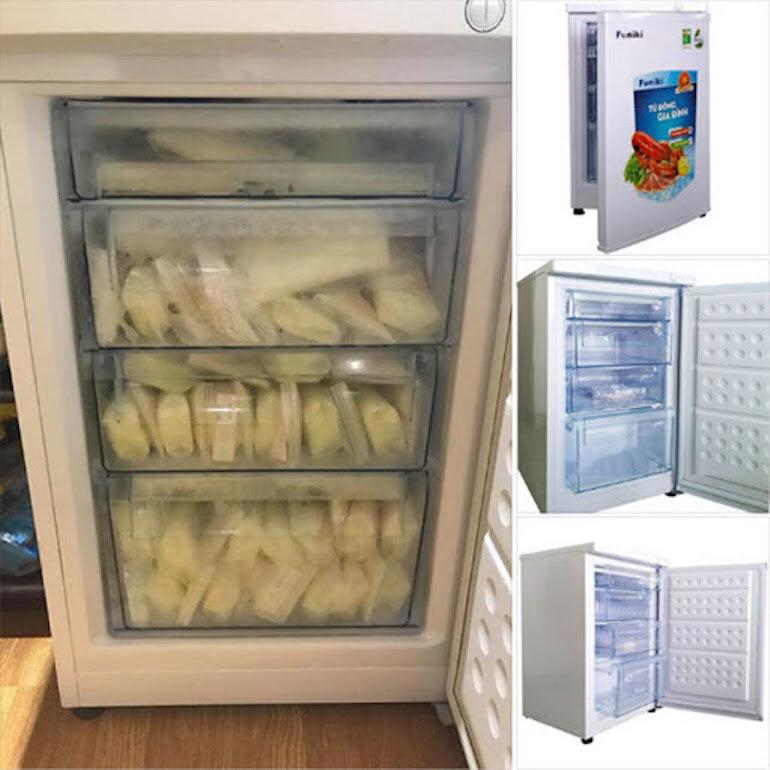 Kinh nghiệm lựa chọn tủ đông mini trữ sữa tốt và phù hợp nhất