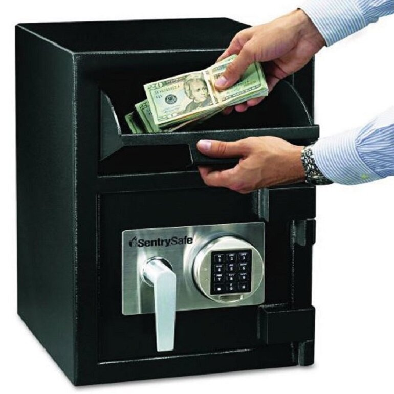 tiêu chí đánh giá két sắt đựng tiền