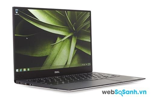 Laptop của Dell thường mỏng nhẹ và rất bắt mắt