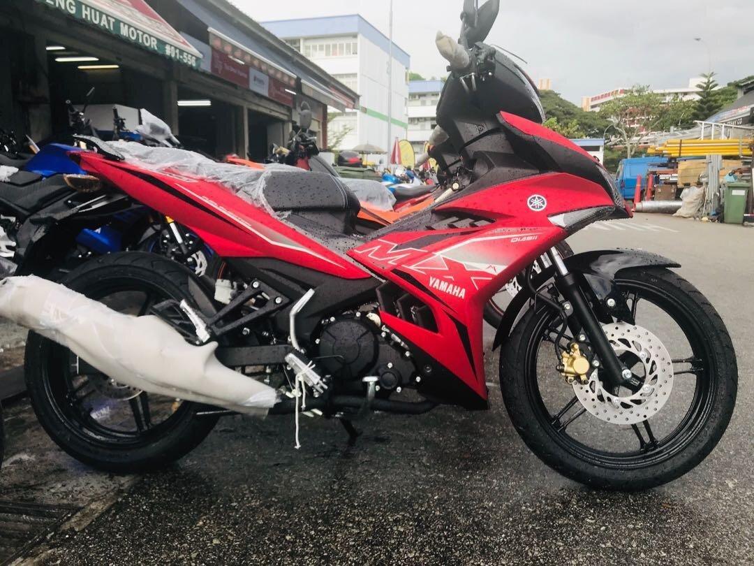 Xe côn tay 150cc 2019 Yamaha Exciter
