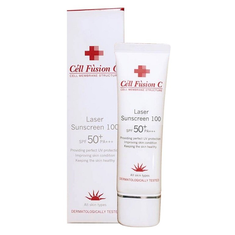 Kem chống nắng Cell Fusion C Laser Sunscreen 100