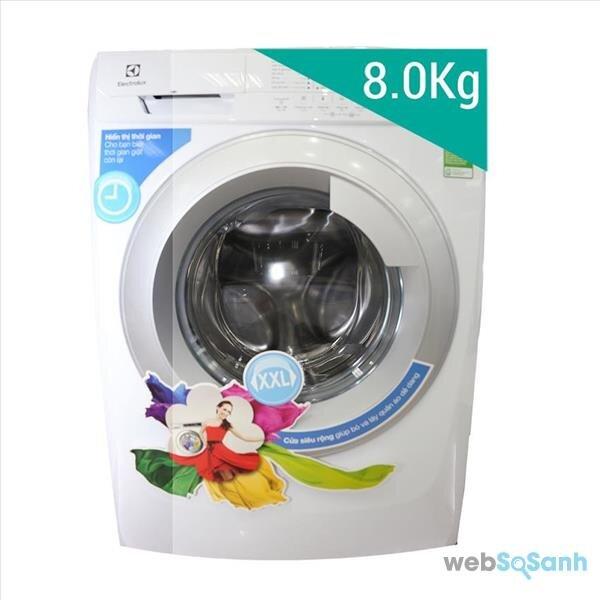 máy giặt sấy Electrolux EWW12853 giá bao nhiêu tiền