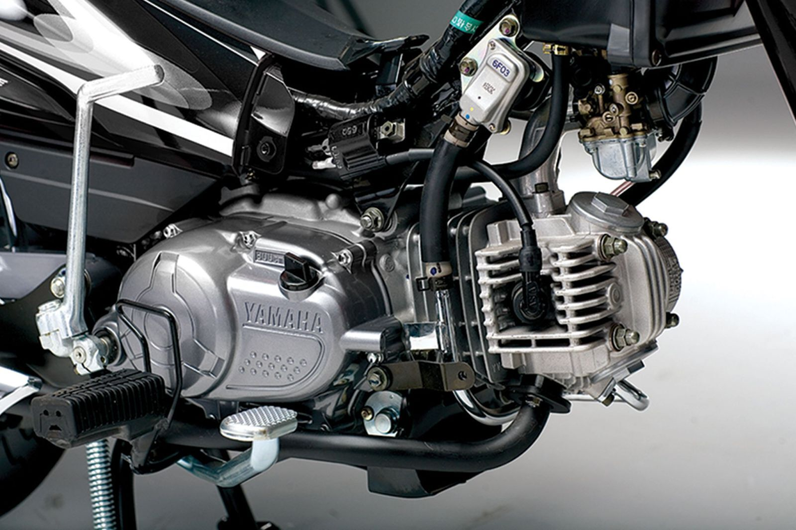 Xe máy Yamaha Jupiter FI GP thiết kế trẻ trung, năng động