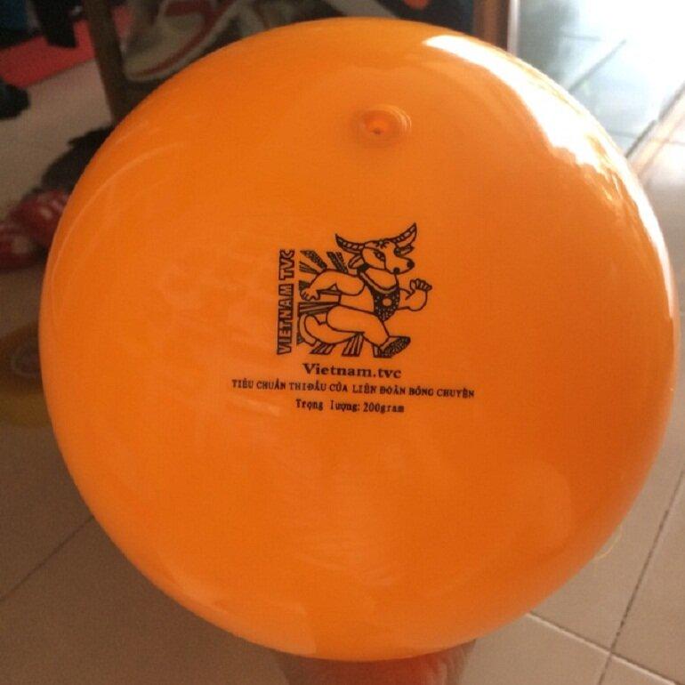 Banh bóng chuyền hơi Đầu Trâu TVC 250