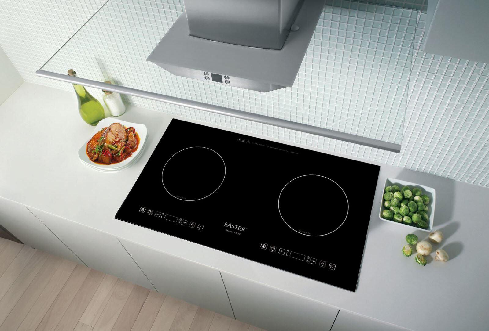 Faster là thương hiệu sản xuất thiết bị nhà bếp được đánh giá cao trên thị trường Việt