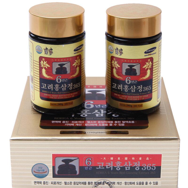 Hồng sâm Ginseng Power tác dụng tốt cho việc làm đẹp của phụ nữ