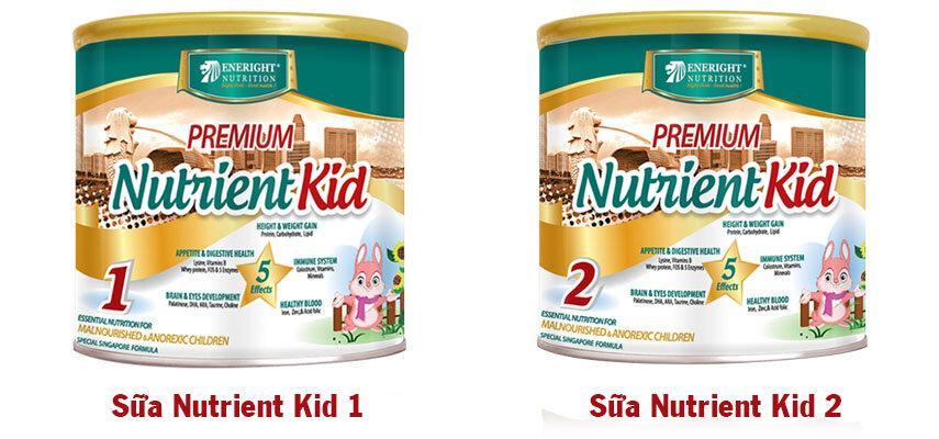 Sữa Nutrient Kid 1