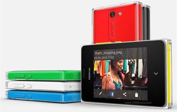 Nokia phát hành Asha 502 Dual SIM và Asha 503 với thiết kế bắt mắt