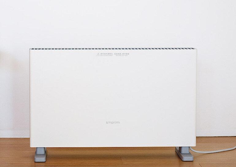 Thiết kế máy sưởi Smartmi có gì ấn tượng