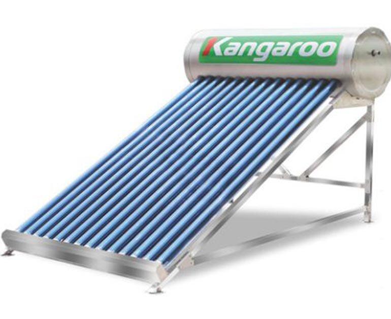 Bình nóng lạnh năng lượng mặt trời Kangaroo