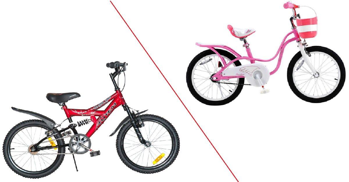 Chọn mua xe đạp trẻ em 10 tuổi Royal Baby hay Totem thì tốt?