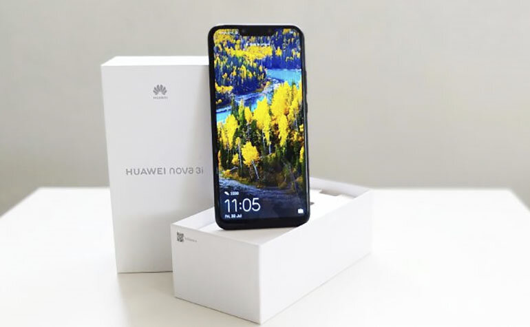 Điện thoại Huawei Nova 3i hội tụ đầy đủ tính năng của một con smartphone cao cấp nhưng giá chỉ 6,99 triệu