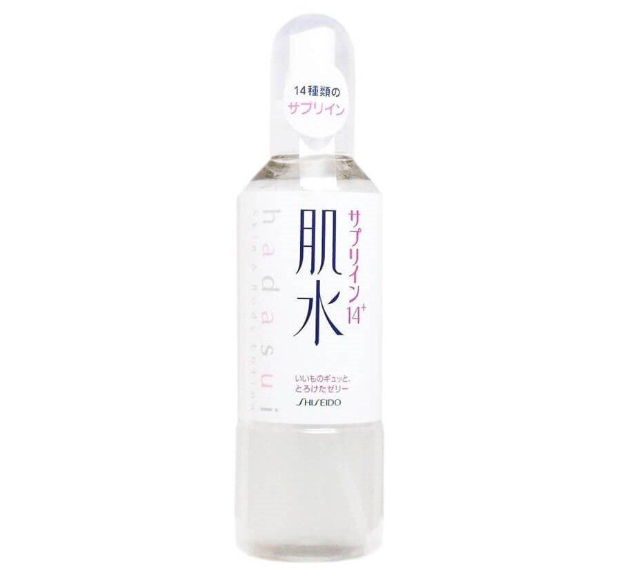 Thông tin về xịt khoáng Shiseido Hadasui