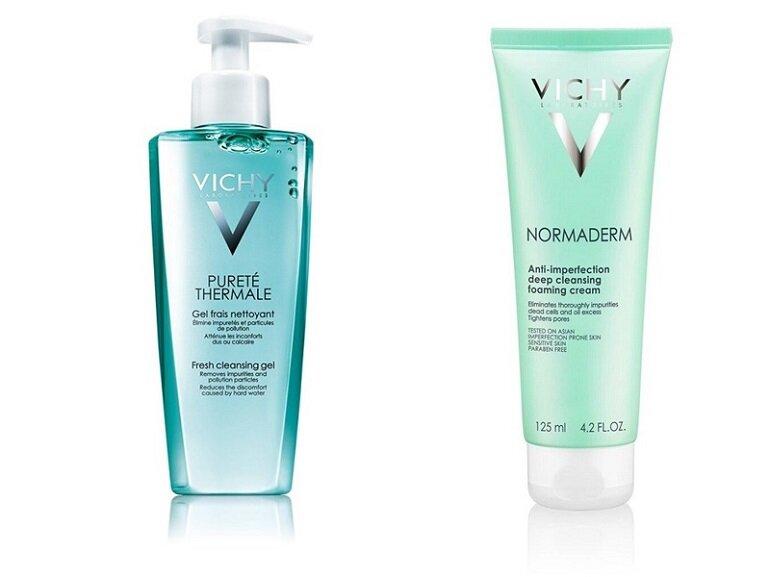 Đôi nét giới thiệu về thương hiệu sữa rửa mặt Vichy