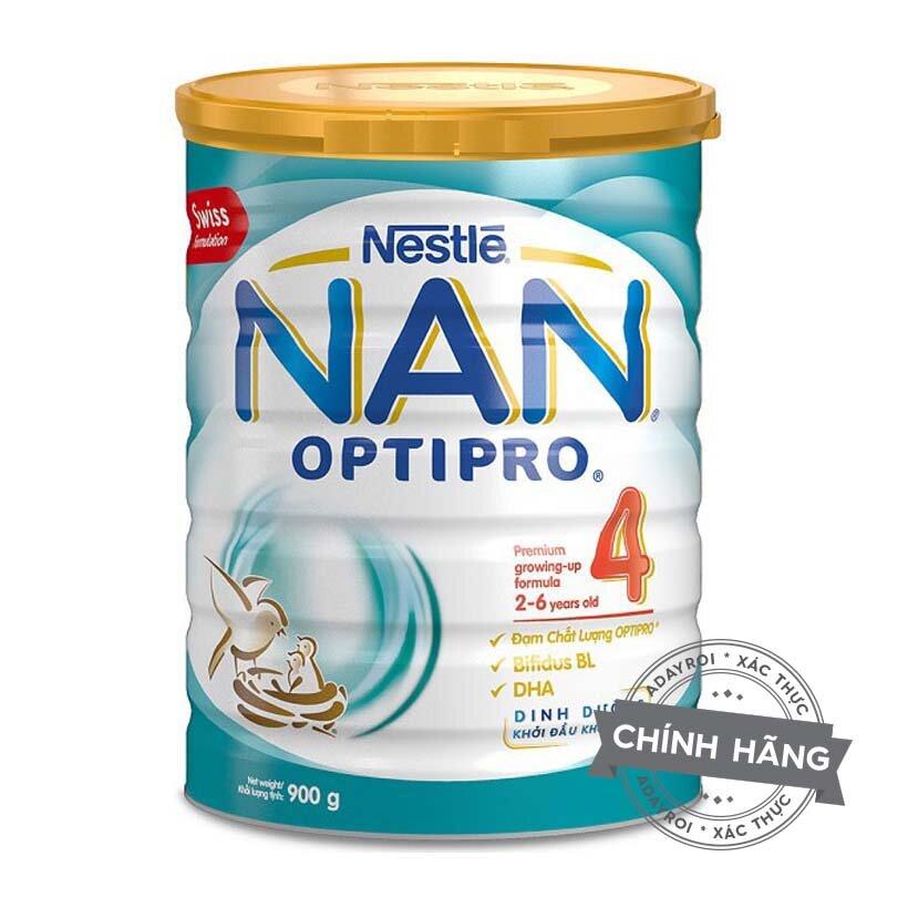 Sữa NAN 4 dành cho bé 2 tuổi trở lên