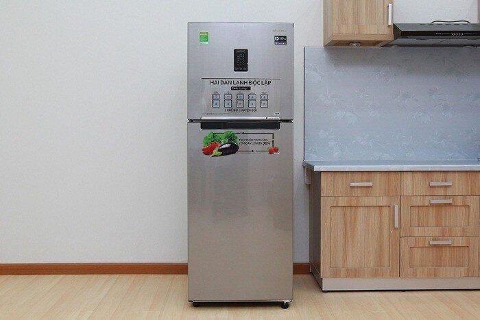 Tủ lạnh Samsung có ngăn đá trên của SamSung