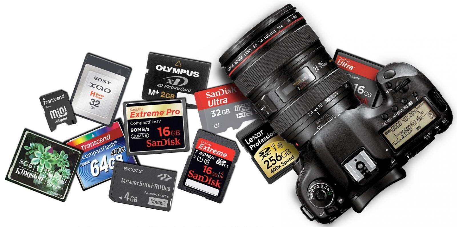 Dung lượng tương đối nhỏ so với máy quay phim chuyên dụng