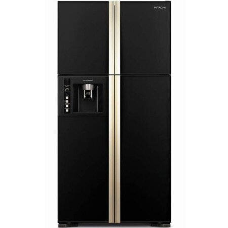 Tủ lạnh Hitachi R-W660FPGV3X - 540 lít, 4 cửa, Inverter, Màu GBK / GBW