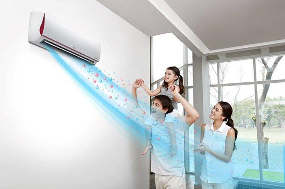 Nên đặt máy lạnh ở những vị trí phù hợp