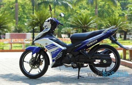 Giá xe máy Yamaha Exciter 2011 - 2014