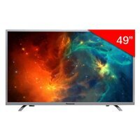 Smart Tivi Panasonic TH-49DX400V - 49 inch, Ultra HD 4K, internet