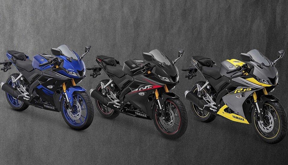 Xe Yamaha R15 V3 có thiết kế hầm hố, thể thao với từng đường nét khỏe khoắn và cá tính