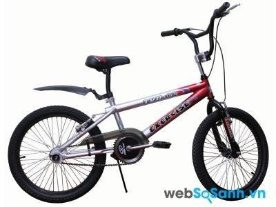 Xe đạp BMX của Thống Nhất