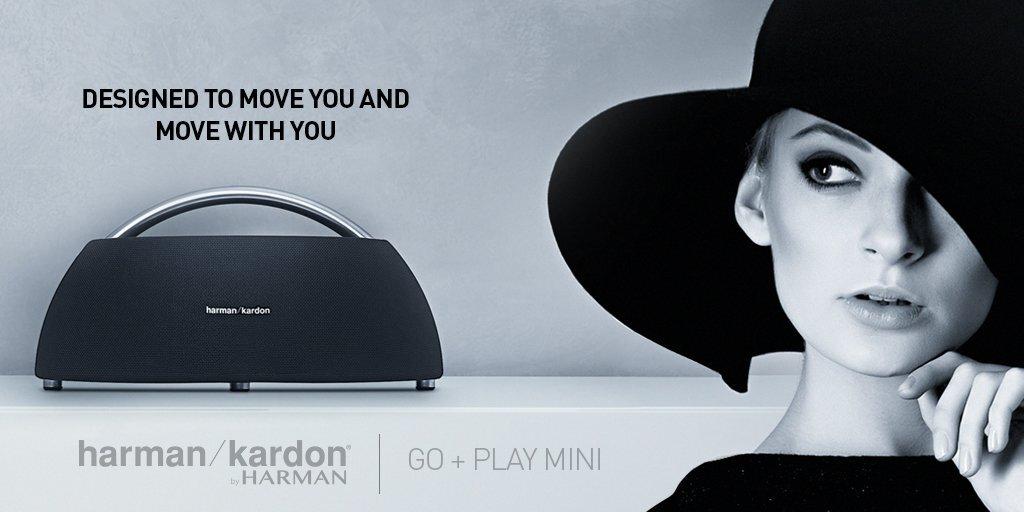 Loa ngoài trời Harman Kardon Go Play Mini