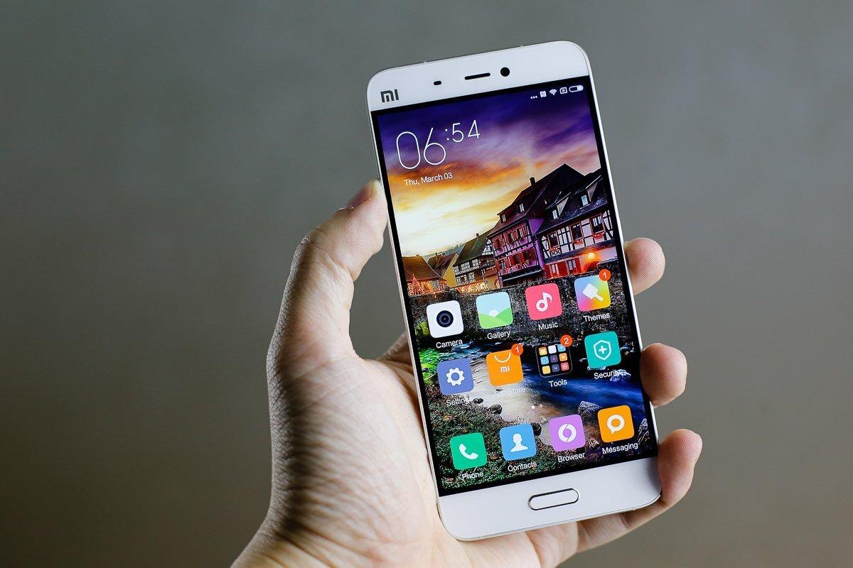 Đánh giá Xiaomi Mi5 các phiên bản