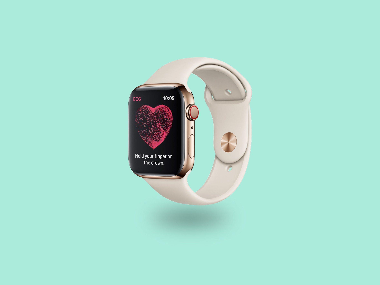 Diện mạo đồng hồ của Apple Watch Series 4