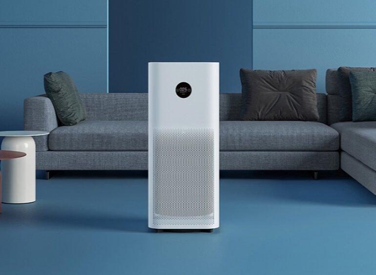 máy lọc không khí xiaomi purifier pro