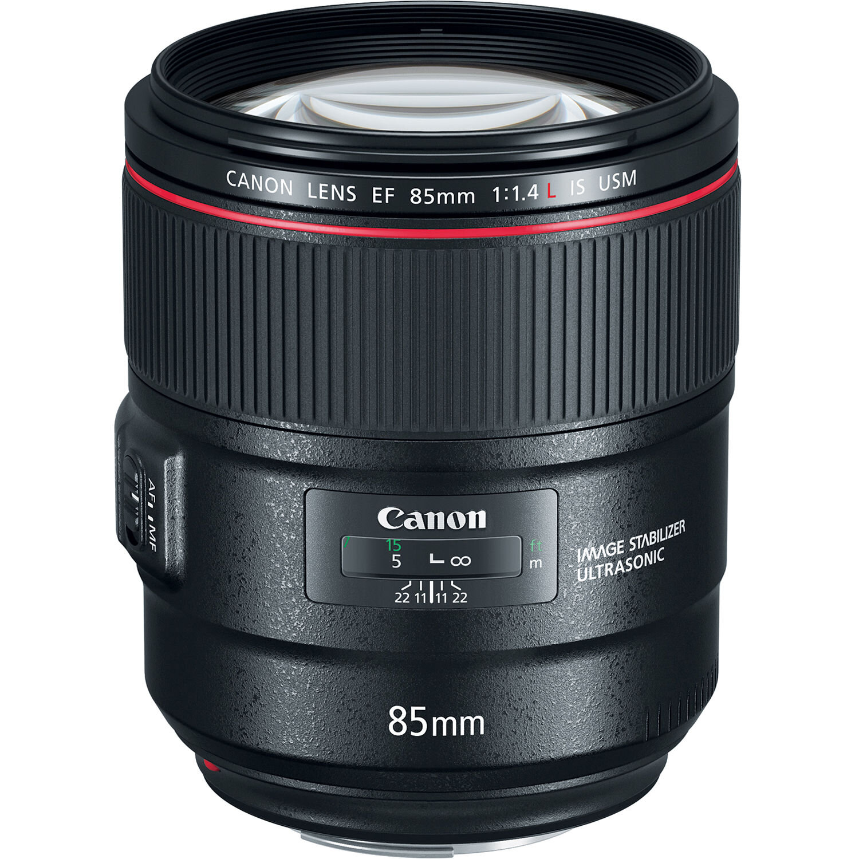 Các loại lens Canon fix