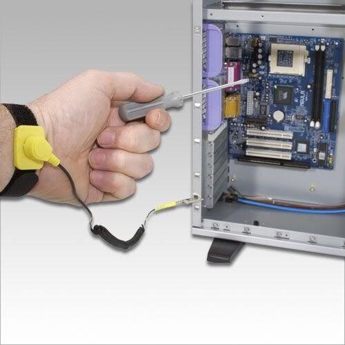 Vòng tay chống tĩnh điện