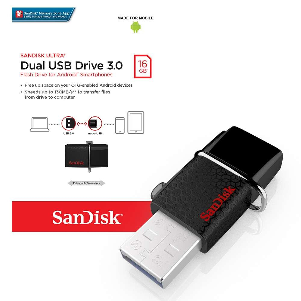 Thiết kế USB Sandisk 3.0