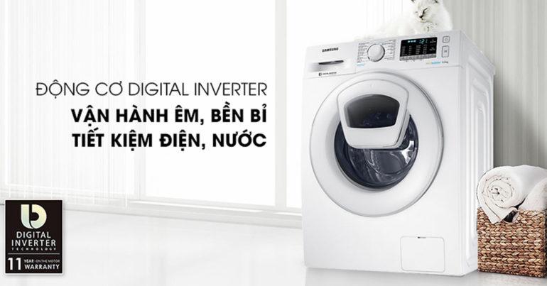 Top 3 máy giặt Samsung có chế độ tự vệ sinh lồng giặt cực tiện lợi - Bạn đã biết ?