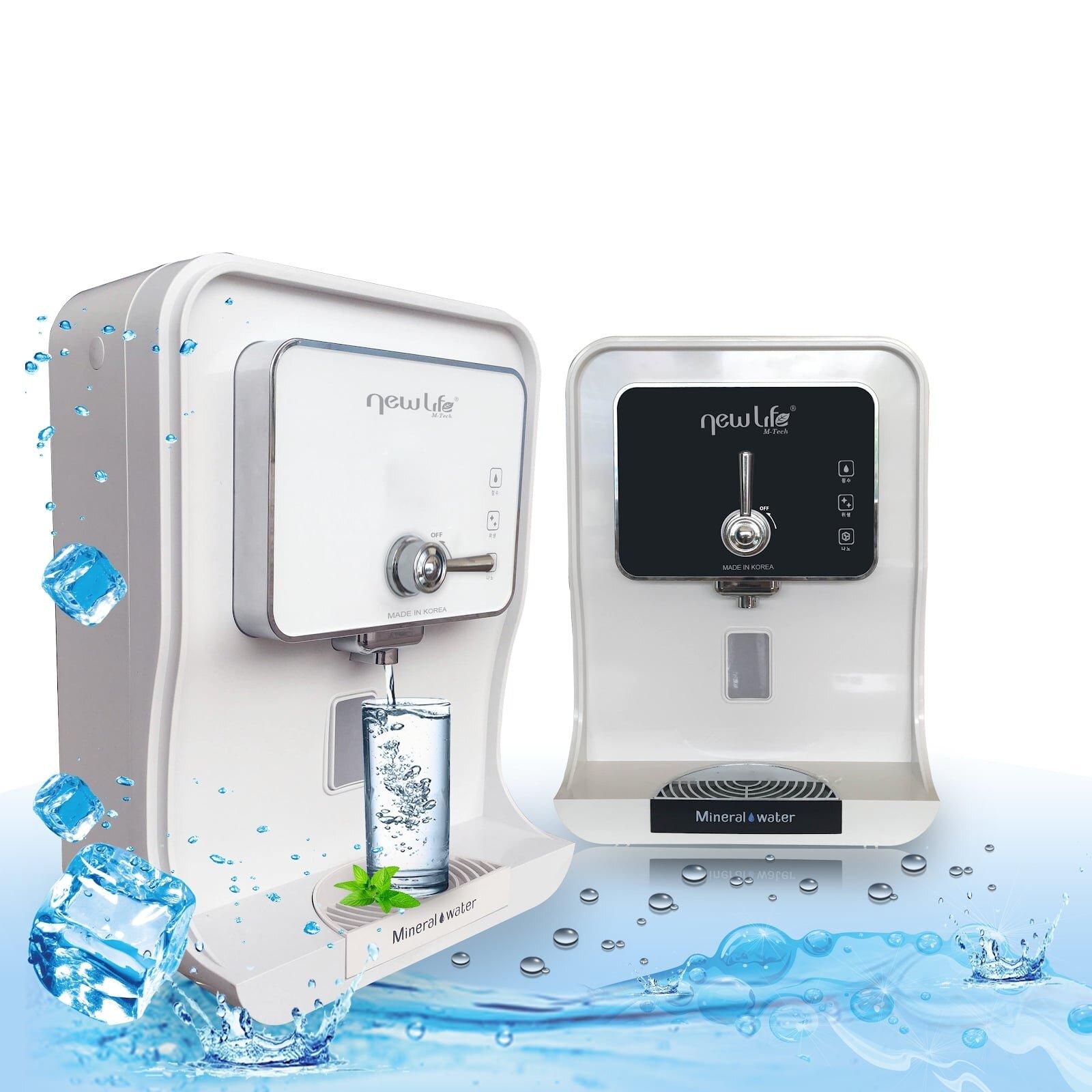 Máy lọc nước Newlife sử dụng công nghệ màng lọc UF