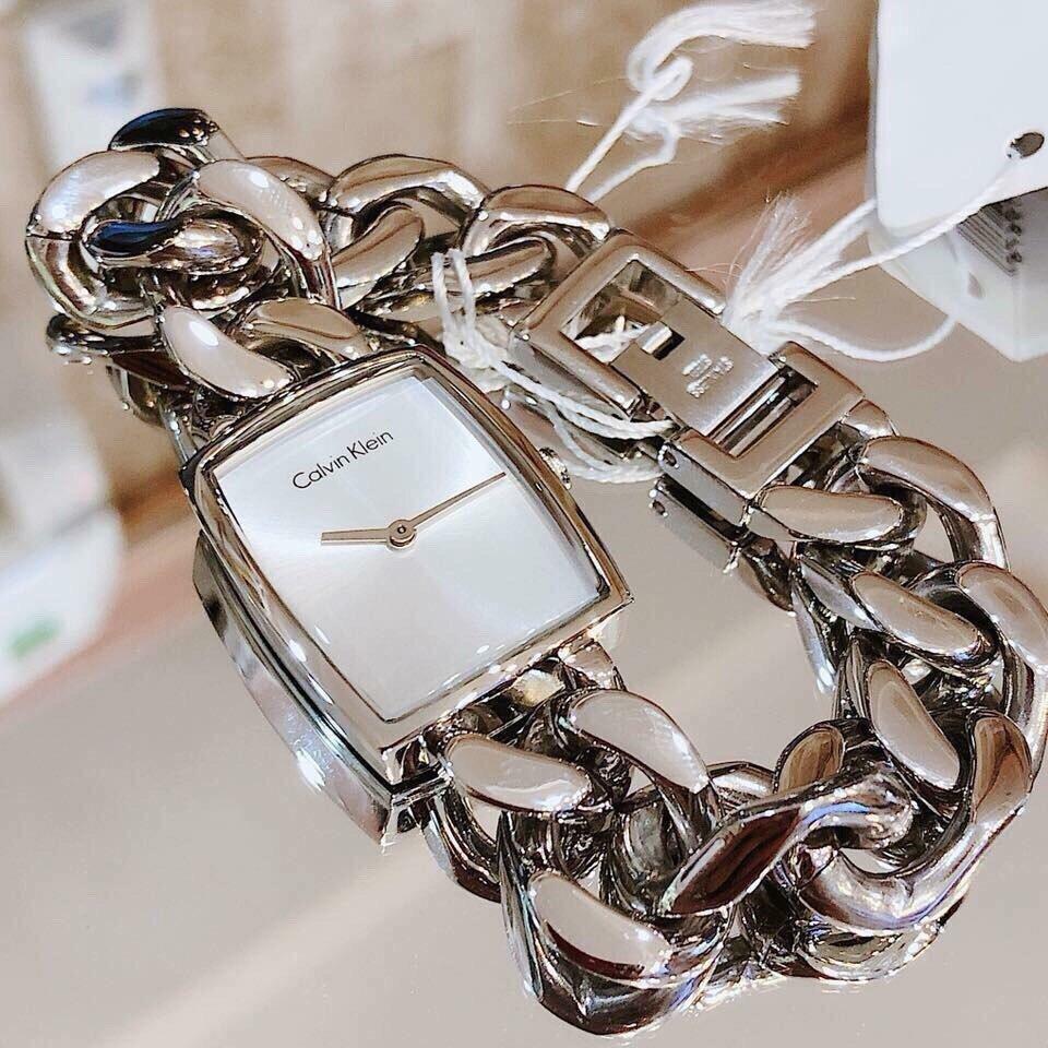 Đồng hồ nữ Calvin Klein thiết kế tinh tế, trẻ trung