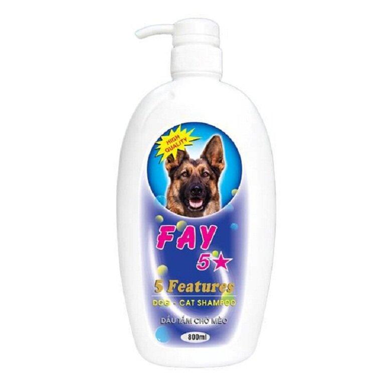 Sữa tắm Fay cho chó được sản xuất tại Việt Nam