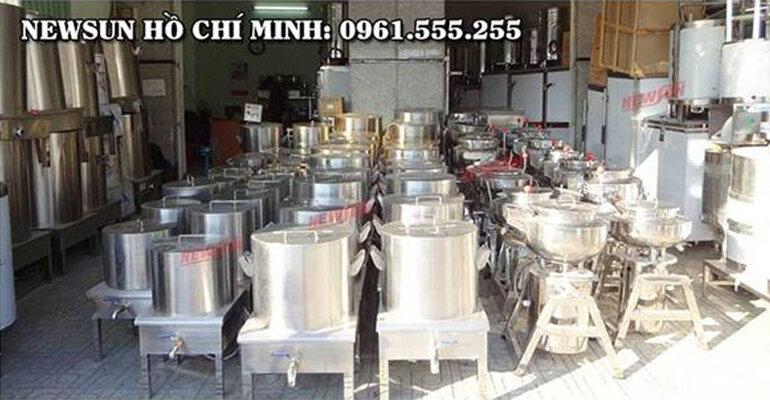 NEWSUN - Chuyên gia máy thực phẩm chi nhánh Sài Gòn
