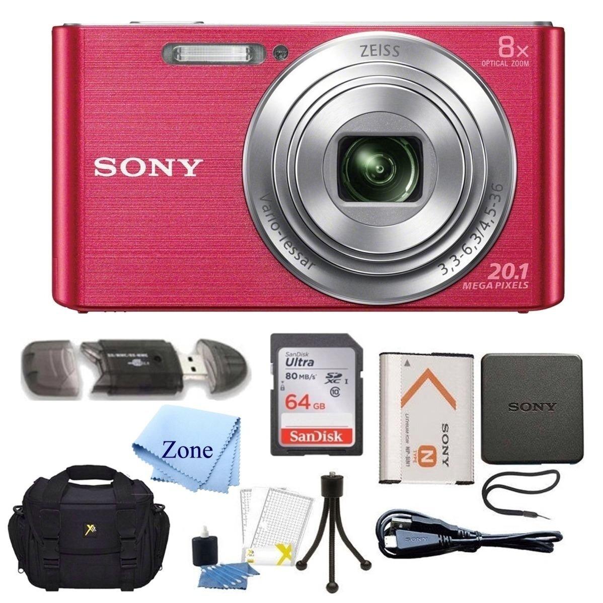 Máy ảnh Compact Sony Cybershot DSC W830