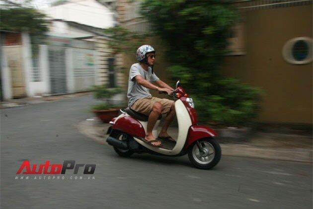 Honda Crea Scoopy 50cc: Scooter lý tưởng trong phố 5