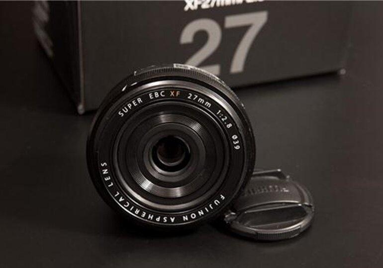 ống kính fujifillm