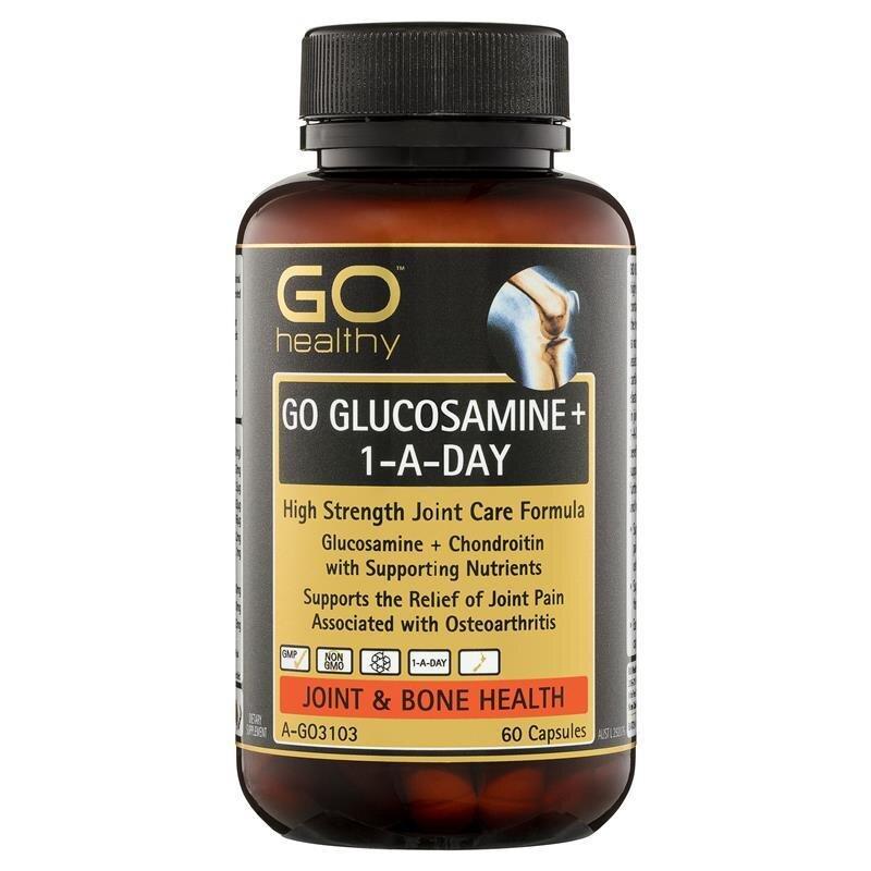 Thực phẩm bổ xương khớp Go Healthy Go Glucosamine+