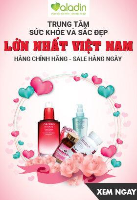 [ Aladin.com.vn ] Trung tâm sức khỏe và sắc đẹp lớn nhất Việt Nam. Hàng chính hãng. Click XEM NGAY!