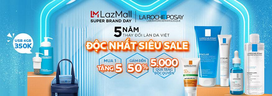 [Lazada.vn] Độc nhất siêu sale. Ưu đãi đến 50%. Click XEM NGAY!