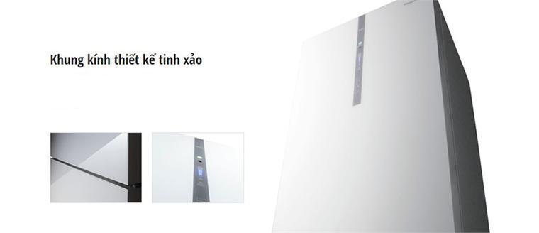 Tủ lạnh Panasonic NR-BX418XSVN - 407 Lít Cấp đông mềm