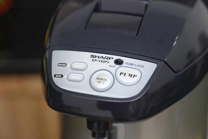 Bình thuỷ điện Sharp KP-Y40PV 4 lít