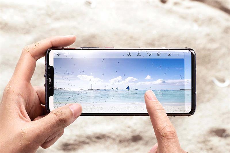 Điện thoại Huawei Mate 20 Pro LYA-L29B Black
