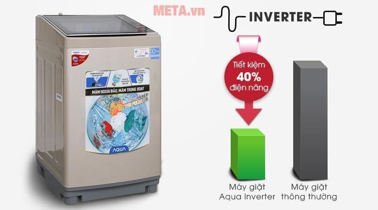 Máy giặt Aqua AQW-DW105AT 10,5kg