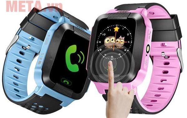 Đồng hồ định vị cho trẻ em Indell A15s (GPS, nghe lén, chống nước IP55)